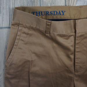 Bonobos Thursday Chino Pants 30x30 Straight Fit